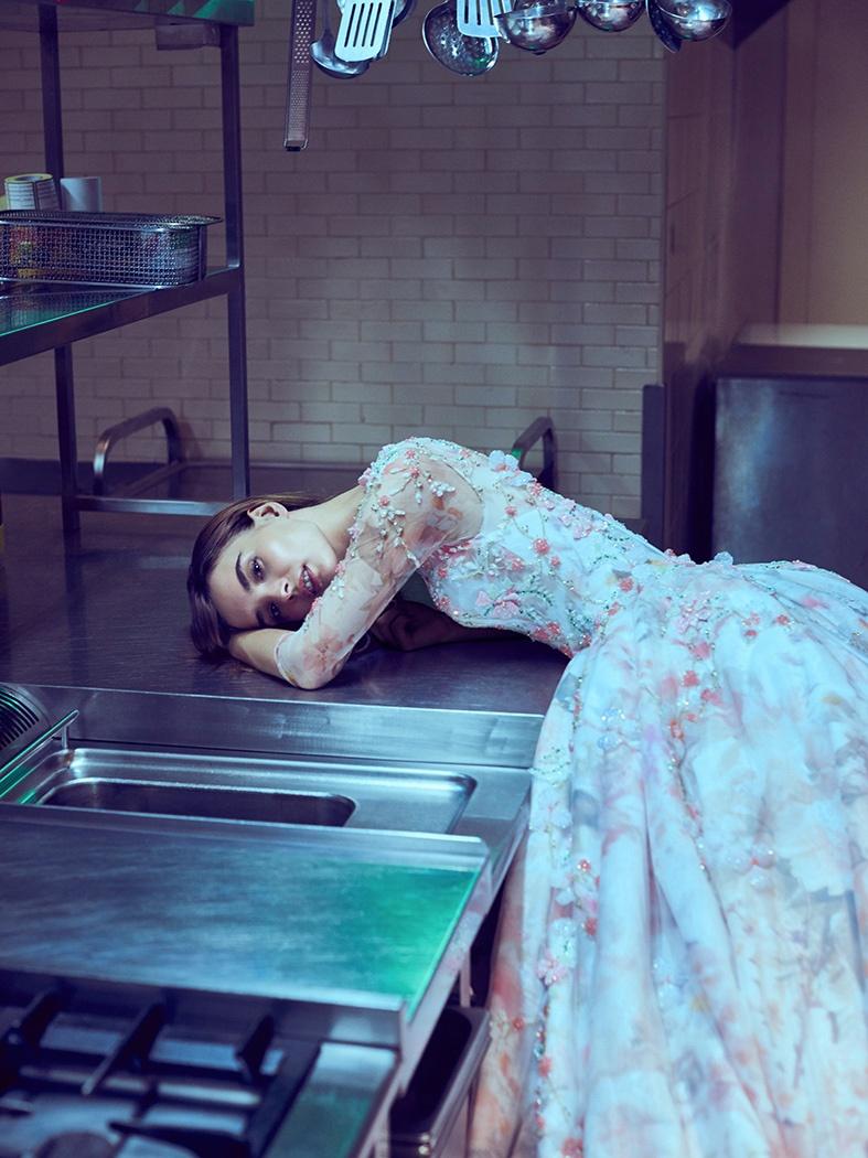 Swarovski Couture - Emirates Woman Magazine