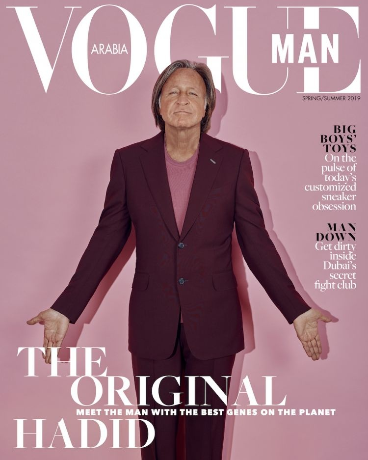 VOGUE MAN Arabia