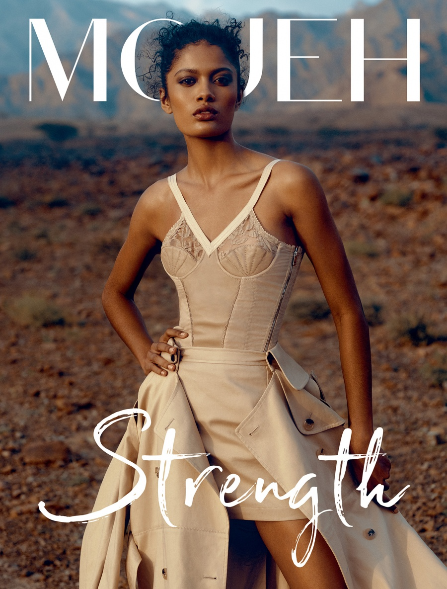 Mojeh Magazine - April 2020