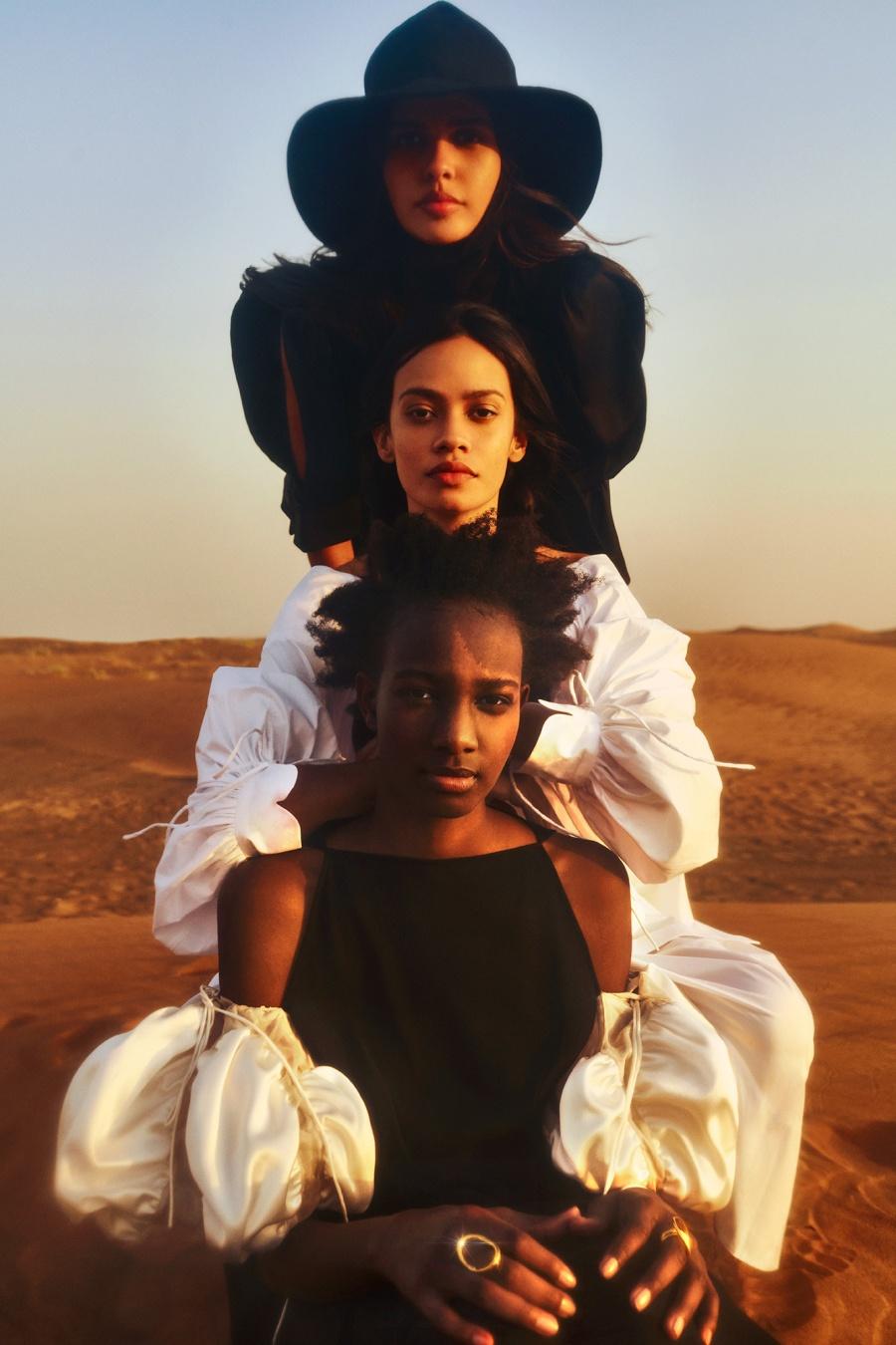 Vogue Arabia - May 2021